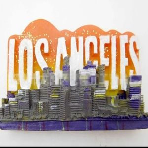 New Los Angeles Magnets Home Decoration Travel Sou